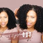 Soft and Defined Twist Out Tutorial On Natural Hair  [Video]