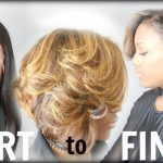 Start to Finish | Blonde Stacked Bob & Custom Hairline + HUGE ACCOUNCEMENT!!! [Video]