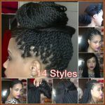 Styling Senegalese Twists [Video]