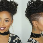 SUPER defined Flat twist on short natural hair [Video]