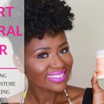 Tapered Cut Short Hair Quick Styling Shea Moisture Curl Enhancing Smoothie [Video]