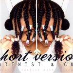 THE BEST FLAT TWIST OUT TUTORIAL [Video]