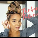 The EASIEST Headwrap/Turban Tutorial! [Video]