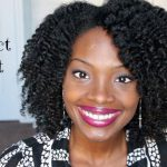 The Perfect Twist Out For Natural Hair [Video]