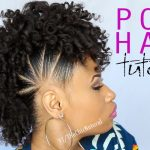 THE PONY HAWK | Natural Hairstyle [Video]