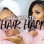 The ULTIMATE Hair Hack!!! DIY Hair Gel for ALL HAIR TYPES [Video]