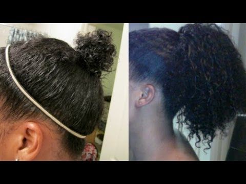 Tips To Grow Long Natural Hair Video Black Hair