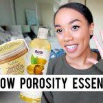 Top 5 Low Porosity Hair Essentials! [Video]