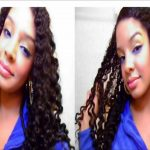 Twist Out On Natural Curly Hair Tutorial : Overnight Twists : Heatless Hairstyle : Protective Styles