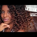 Twist Out Tutorial [Video]