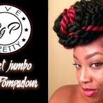 Twist Pompadour With Havanna Mambo Hair [Video]