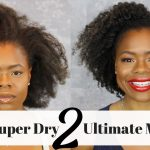 Ultimate Mositurizing Natural Hair Routine | Demo & Tips [Video]