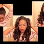 Versatile & Natural Looking Sew In You Can Put In A High Ponytail [Video]