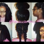 Vixen Knotless Crochet Braids, No Leave Out [Video]