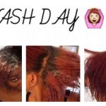 WASH DAY FOR TRANSITIONING HAIR [Video]