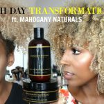 Wash Day Transformation | MAHOGANY NATURALS [Video]