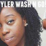 Wash N Go using ECO Styler Gel!!! [Video]