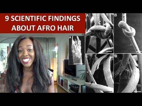 What Does Science Say About Afro Hair And Hair Growth
