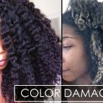 Why Heat + Color Damage SUCKS with Pictures | Natural Hair [Video]