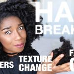 Why Your Hair Texture Is Changing + Falling Out | My DETAILED Story [Video]