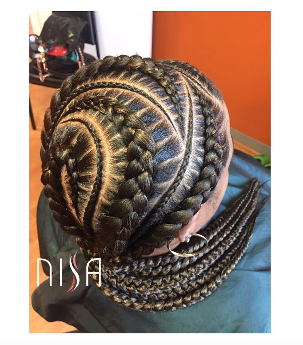 Flawless Braids By Nisaraye Black Hair Information