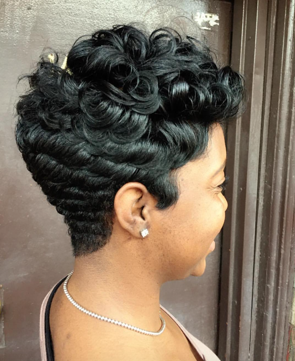 Flawless Cut And Style By Artistry4gg Black Hair