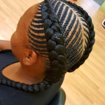 Wow! Flawless braids via @gazagirl00