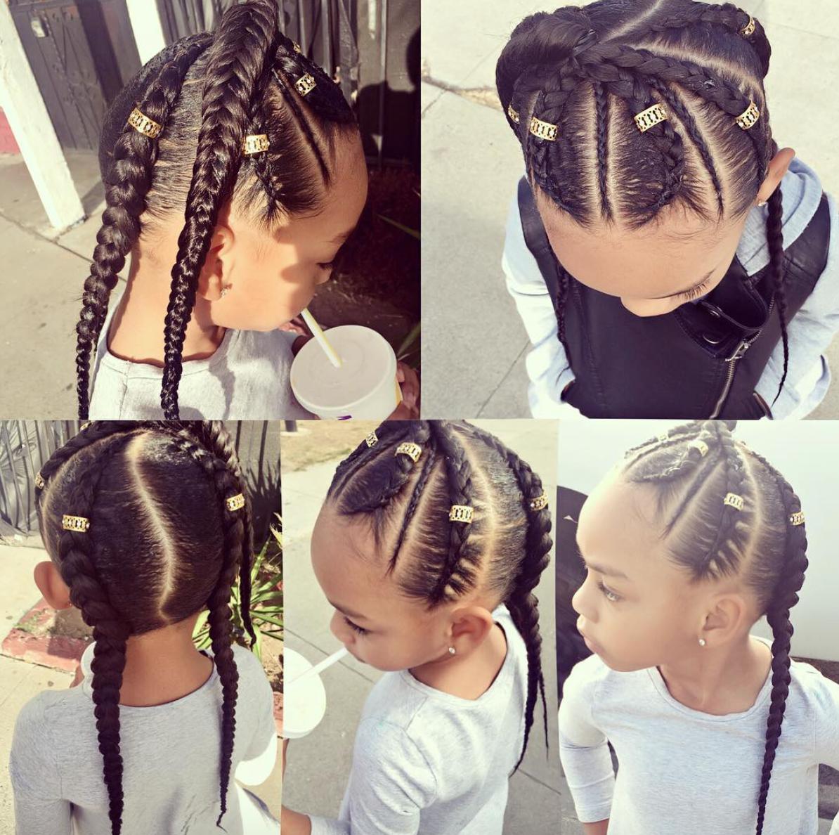 Cute Via Braids Bylauren Black Hair Information