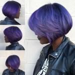 Love this purple via @salonchristol