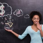 black-woman-saving-money