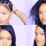 Customizing My Wig/Frontal ft Ms Glam Hair Brazilian Body Wave + Frontal [Video]