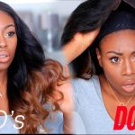 HOW I LAY /SLAY MY HAIR WEAVES, WIG & MY DOS AND DONTS [Video]