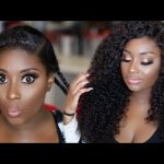 How I Prep My Natural Hair for Wig Application! [Video]