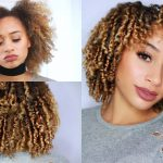 How To Define/Style Your Curly Hair! Finger Coiling Method [Video]
