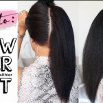 How To GROW HAIR Long, Thick & Healthy FAST! (4 easy steps) [Video]