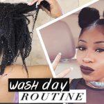 Natural Hair ➟ Best Damn WASH DAY ROUTINE! (start to finish) [Video]