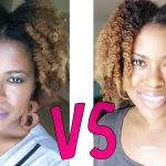 Natural Hair| Twist Out vs Braid Out [Video]