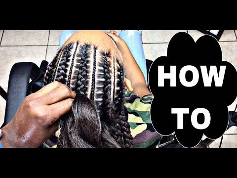 Stitch Braids 4 Beginners Video Black Hair Information