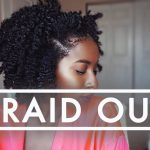 SUPER EASY Braid Out On Natural Hair (DETAILED TUTORIAL) [Video]
