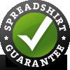 spreadshirt guarantee