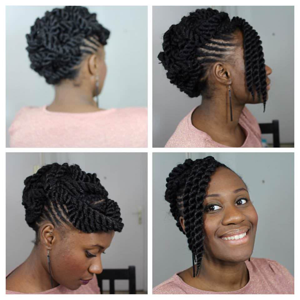 Crochet Braid Banana Hairstyle Black Hair Information