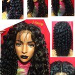 Lace Front Synthetic Crochet Wig  facebook:jnuwigs  http://jnuwigs.com/