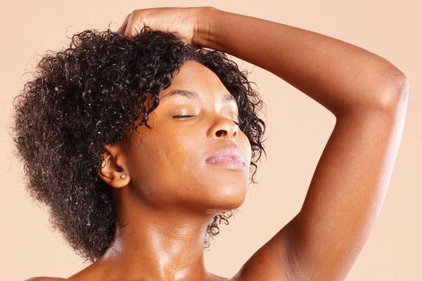 moisturizing hair