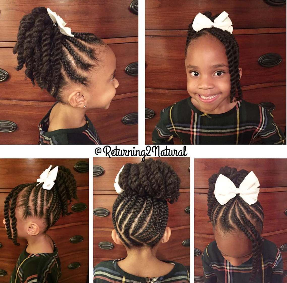So Cute Returning2Natural - Black Hair Information-7467