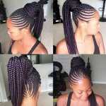 Nice braid work via @narahairbraiding