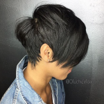 Short haircuts pixie @oluchizelda