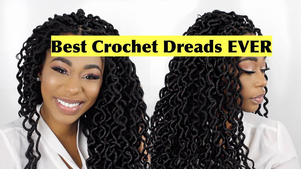 Crochet Dreads : Crochet Dreads [Video] - Black Hair Information