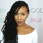 Goddess Faux Locs [Video]