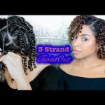 How To: 3 Strand Twistout #naturalhair [Video]