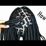 HOW TO DO BOX BRAIDS LIKE A PRO ONLY 1 HOUR [Video]
